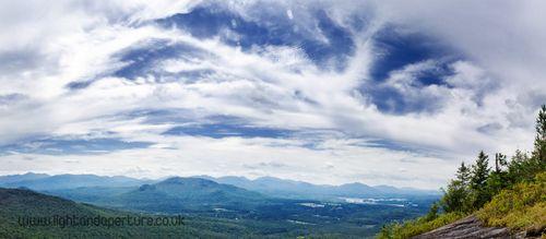 Adirondack-Panorama