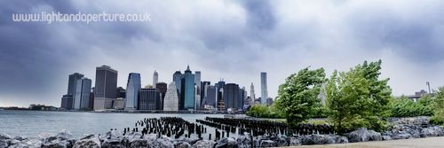 Manhattan-Hurricane-Irene-Pano